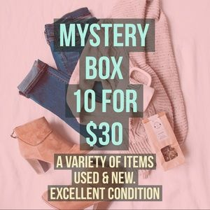 Mystery Box of 10 items. Women's size M and L